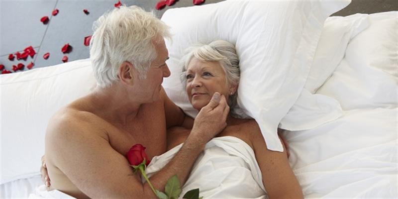 Το σεξ χρόνια δεν κοιτά